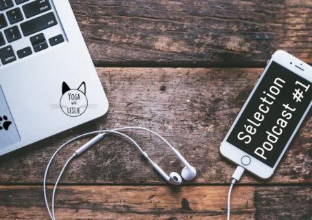 Sélection podcast yoga